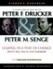 peter senge and Drucker